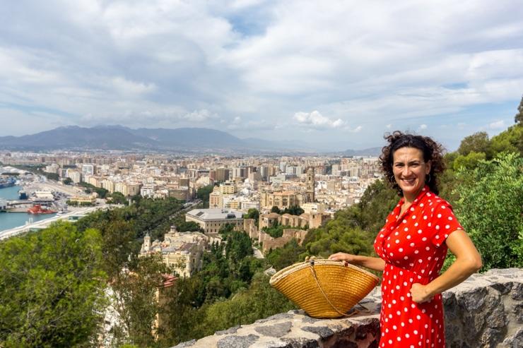 Málaga en un día