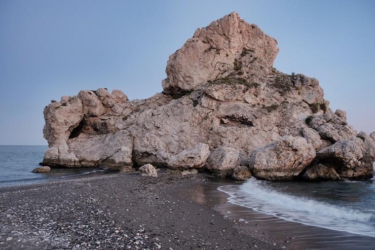 Playa del Peñon del Cuervo