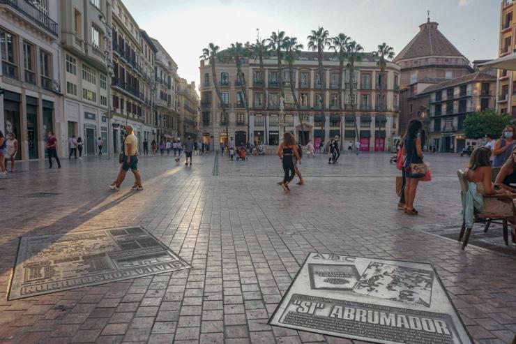 Imprescindibles de Málaga: plaza de la Constitución
